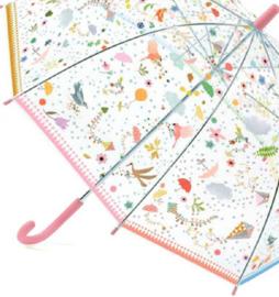 Djeco Paraplu | in de lucht