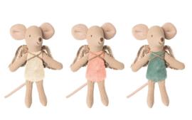 Maileg muis kleine zus | feetjes 3 zusjes