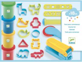 Djeco knutselen | klei starterset