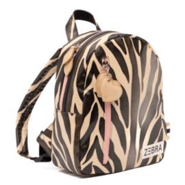 Zebra trends rugzak (s) |  zebra pink