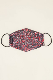 My Jewellery | mondkapje met print rood