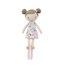 Little Dutch knuffelpop | Rosa - 35cm