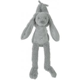 Happy horse konijn | Richie muziekknuffel grijs