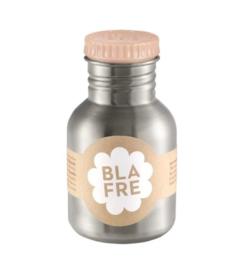 Blafre drinkfles 300 ml | licht roze peach