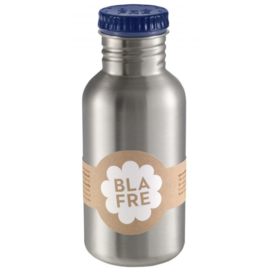 Blafre drinkfles 500 ml | donkerblauw