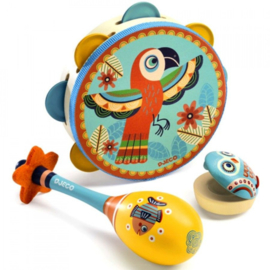 Djeco Animambo | set muziekinstrumenten