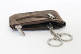 Sleutel/losgeld portemonnee, Bear Design