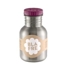 Blafre drinkfles 300 ml | donker rood plum