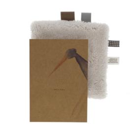 Snoozebaby kaart met cadeautje | Stone Beige