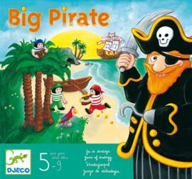 Djeco spel | Big pirate