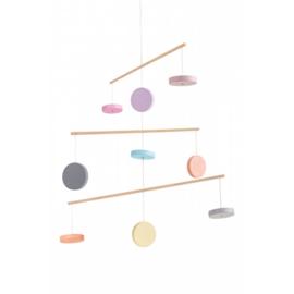 Plantoys mobiel | pastel