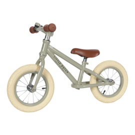 Little Dutch loopfiets | olive
