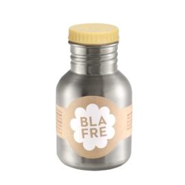 Blafre drinkfles 300 ml | zacht geel