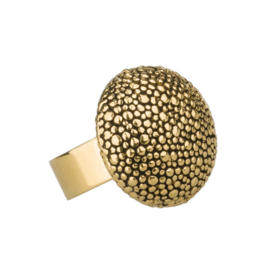 Camps & Camps | gouden globe ring