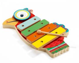 Djeco Animambo | xylofoon met cymbaal