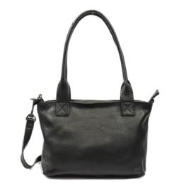 Bear Design | handtas/schoudertas 'Katya' zwart