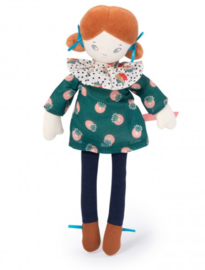 Moulin Roty knuffelpop | les parisiennes mademoiselle Blanche