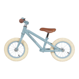 Little Dutch loopfiets | blue blauw