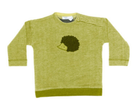 Snoozebaby riffle sweater | combo forest