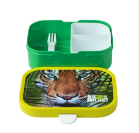 Mepal luchbox campus | animal planet tijger