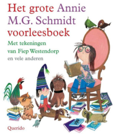 Het grote Annie M.G. Schmidt voorleesboek | voorleesboek