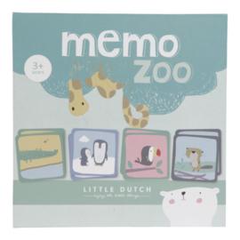 Little Dutch spel | memorie dierentuin