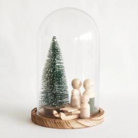 SPJ | groene kerstboom