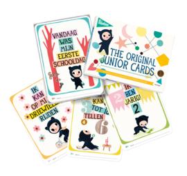 Milestone® Junior Photo Cards