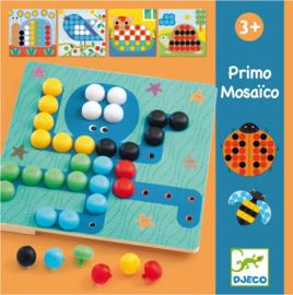Djeco spel | mozaïek primo mosaïco