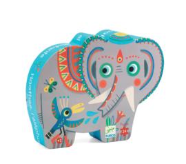 Djeco puzzel | olifant