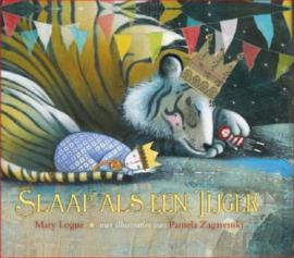 Slaap als een tijger | prentenboek