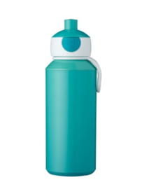 Mepal drinkfles pop-up campus  | turquoise