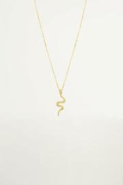 My Jewellery | ketting hanger slang goud
