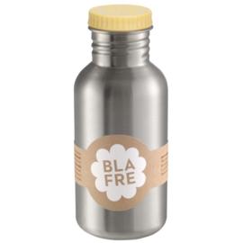 Blafre drinkfles 500 ml | licht geel