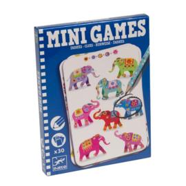 Djeco Mini games | Aanwijzingen
