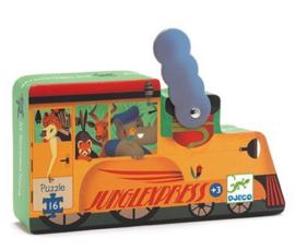 Djeco puzzel | trein