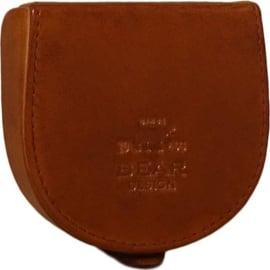 Bear Design portemonnee cow lavato | cognac