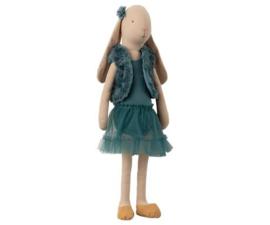 Maileg Bunny ballerina maat 4 | blauw
