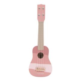 Little Dutch gitaar | roze