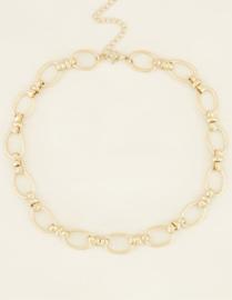 My Jewellery   armbandje grote schakels goud