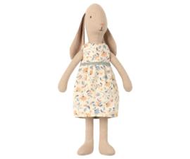Maileg Bunny maat 2 | konijn met bloemetjes jurk