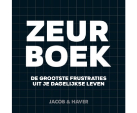 Zeurboek | Jacob & Haver