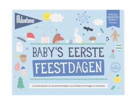 milestone® baby's eerste momenten   feestdagen