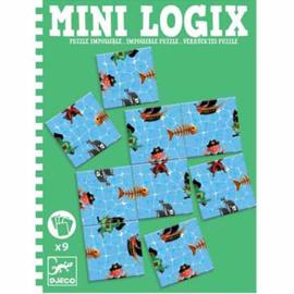 Djeco Mini Logix Puzzel Impossible