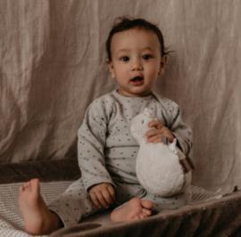 Snoozebaby knuffeltje Bobby Bear | Stone Beige