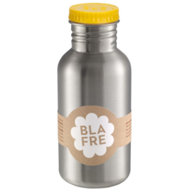 Blafre drinkfles 500 ml | geel