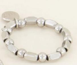 My Jewellery | Stretch ring zilver