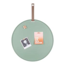 present time | memobord 'Perky' groen