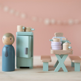 Little Dutch poppenhuis speelset  | keuken