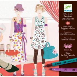 Djeco knutselen | modeatelier